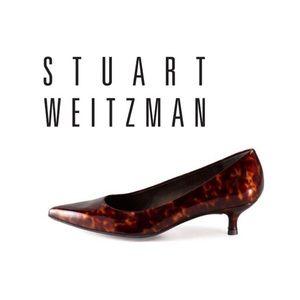 Stuart Weitzman • Poco Tortoise Pump
